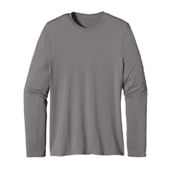 PATAGONIA MENS LONG-SLEEVED CAPILENE TEAM CREW (11971) 3dd582c37944
