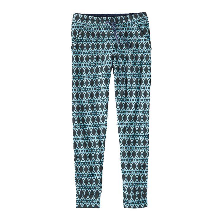 PATAGONIA WOMEN'S SNAP-T FLEECE PANTS (22000)