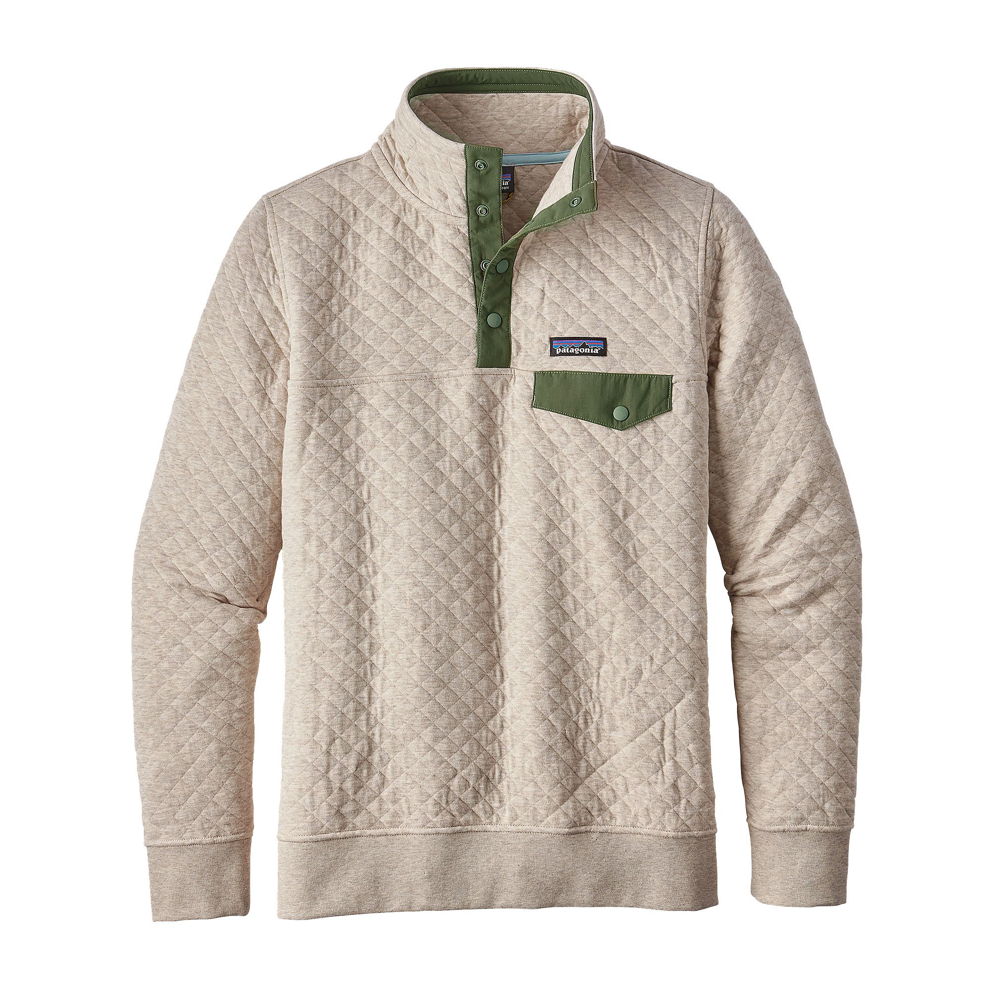 PATAGONIA WOMEN'S COTTON QUILT SNAP-T PULLOVER (25281)