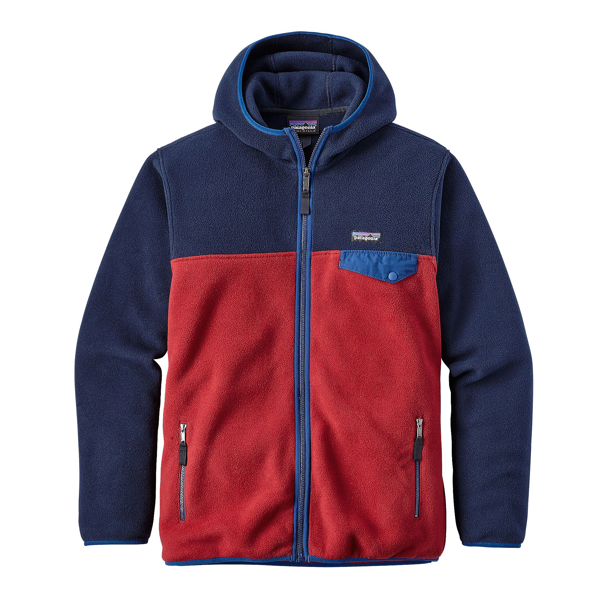 PATAGONIA MEN'S LIGHTWEIGHT SYNCHILLA SNAP-T HOODY (25462)