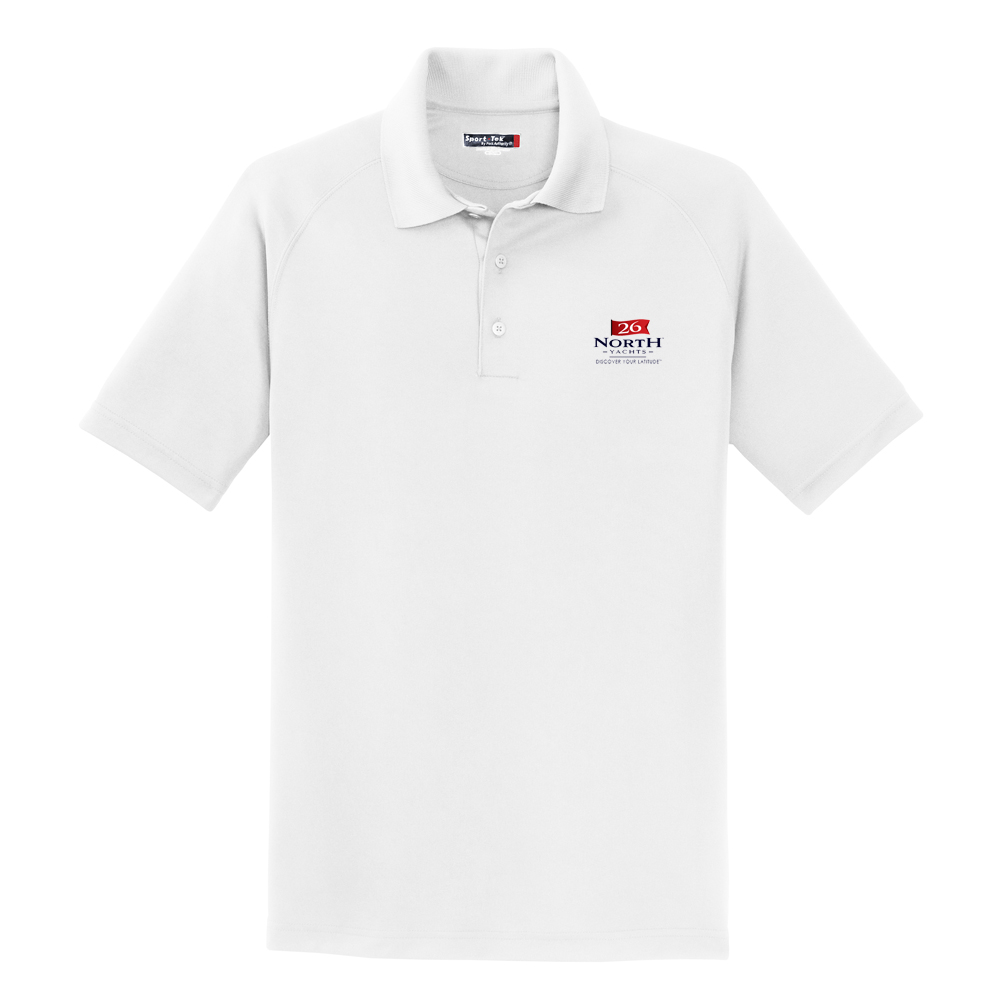 26 North Yachts - Men's Tech Polo