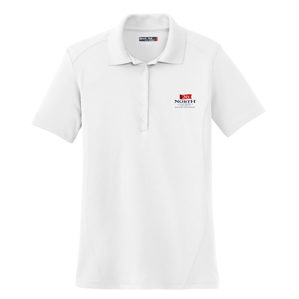 26 North Yachts - Women's Tech Polo (26NY112)