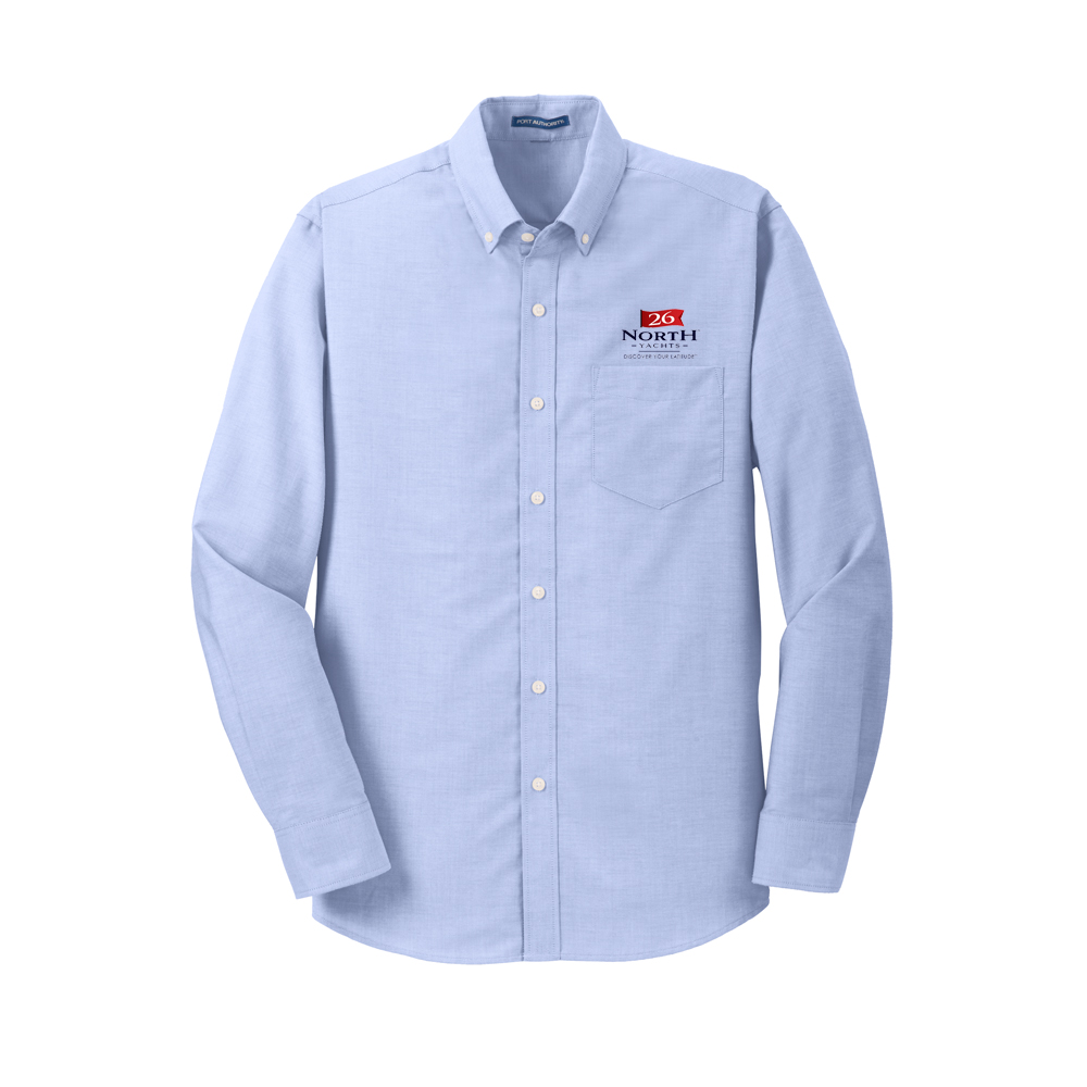 26 North Yachts M's Oxford Shirt