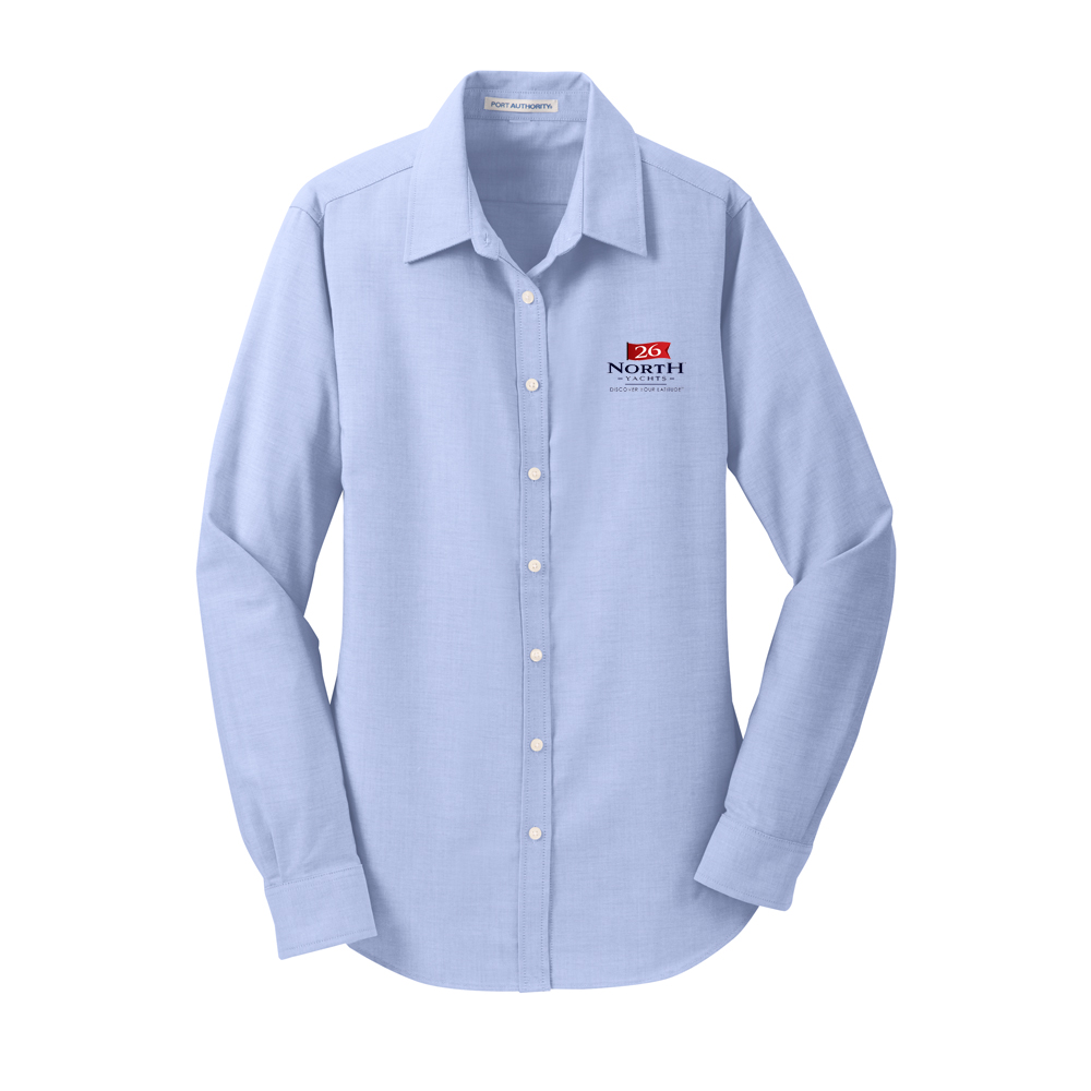 26 North Yachts W's Oxford Shirt