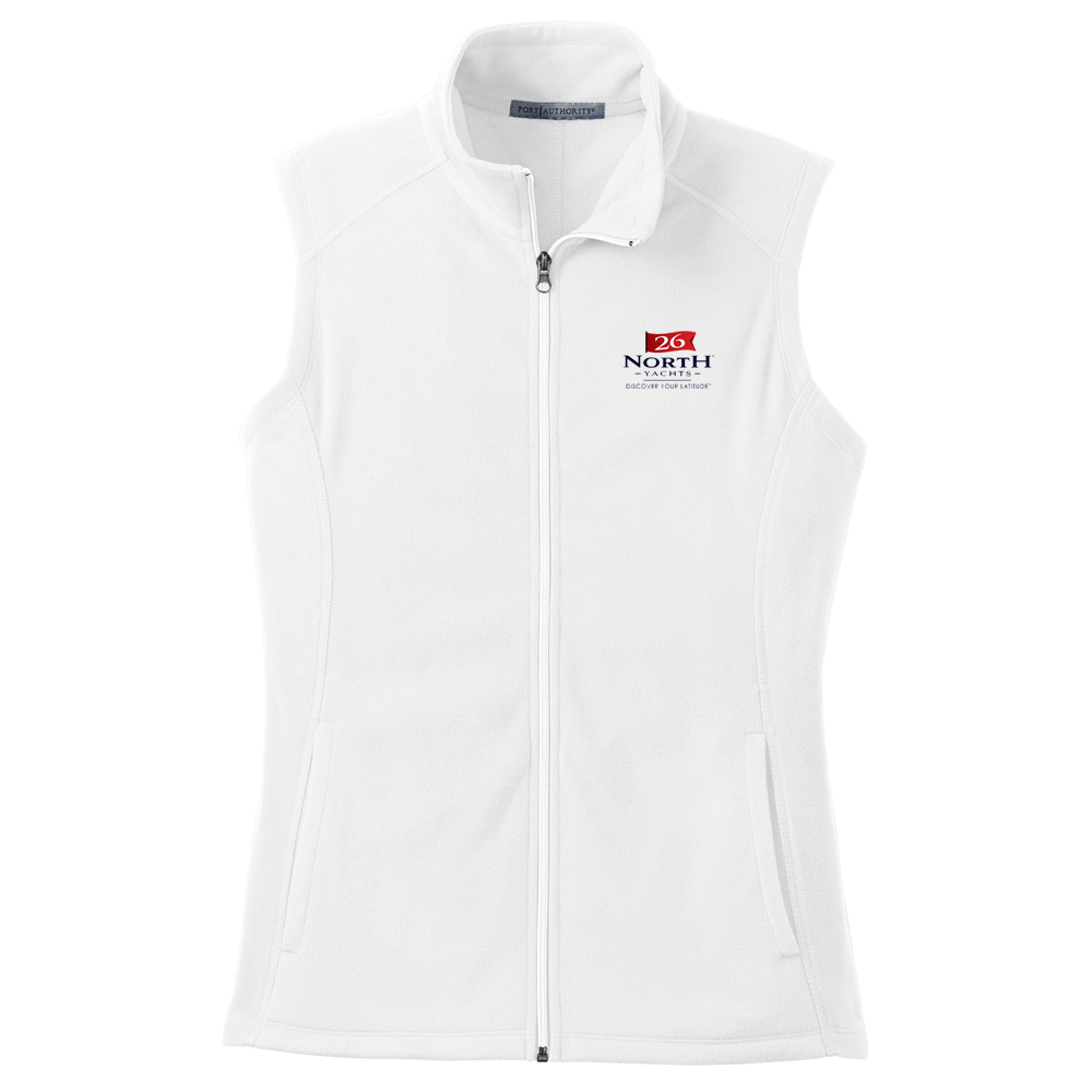 26 North Yachts W's Fleece Vest