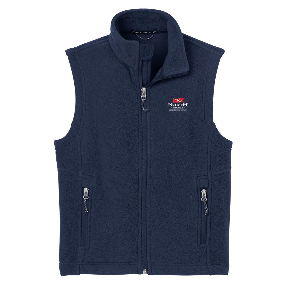 26 North Yachts - Kid's Fleece Vest (26NY523)