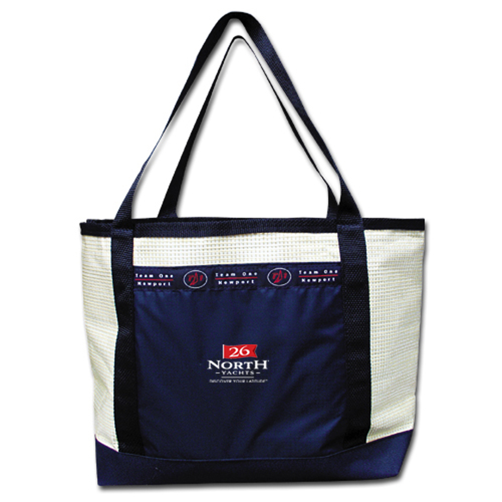 26 North Yachts - Sailcloth Tote (26NY702)