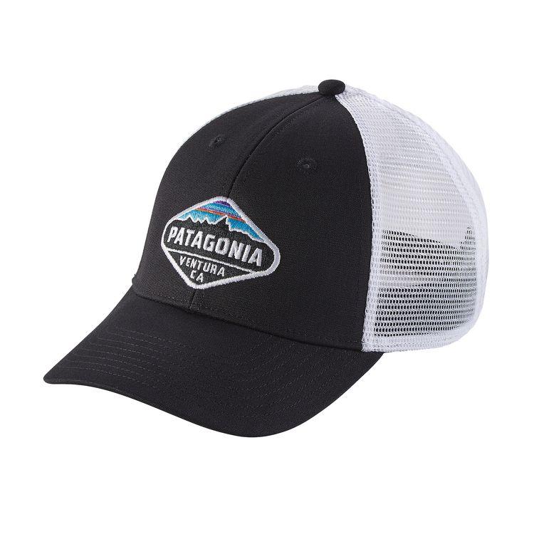 PATAGONIA FITZ ROY CREST LOPRO TRUCKER HAT (38055)