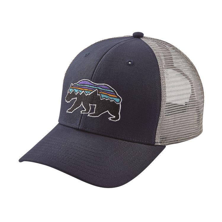 PATAGONIA FITZ ROY BEAR TRUCKER HAT (38200)
