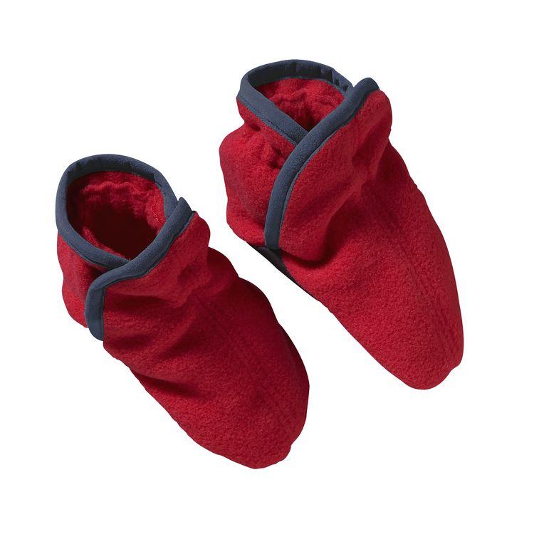 PATAGONIA BABY SYNCHILLA FLEECE BOOTIES (60532)
