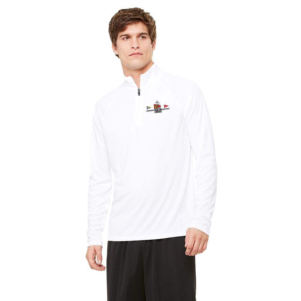 Annapolis to Newport 2017 - Men's 1/4 Zip Tech Shirt