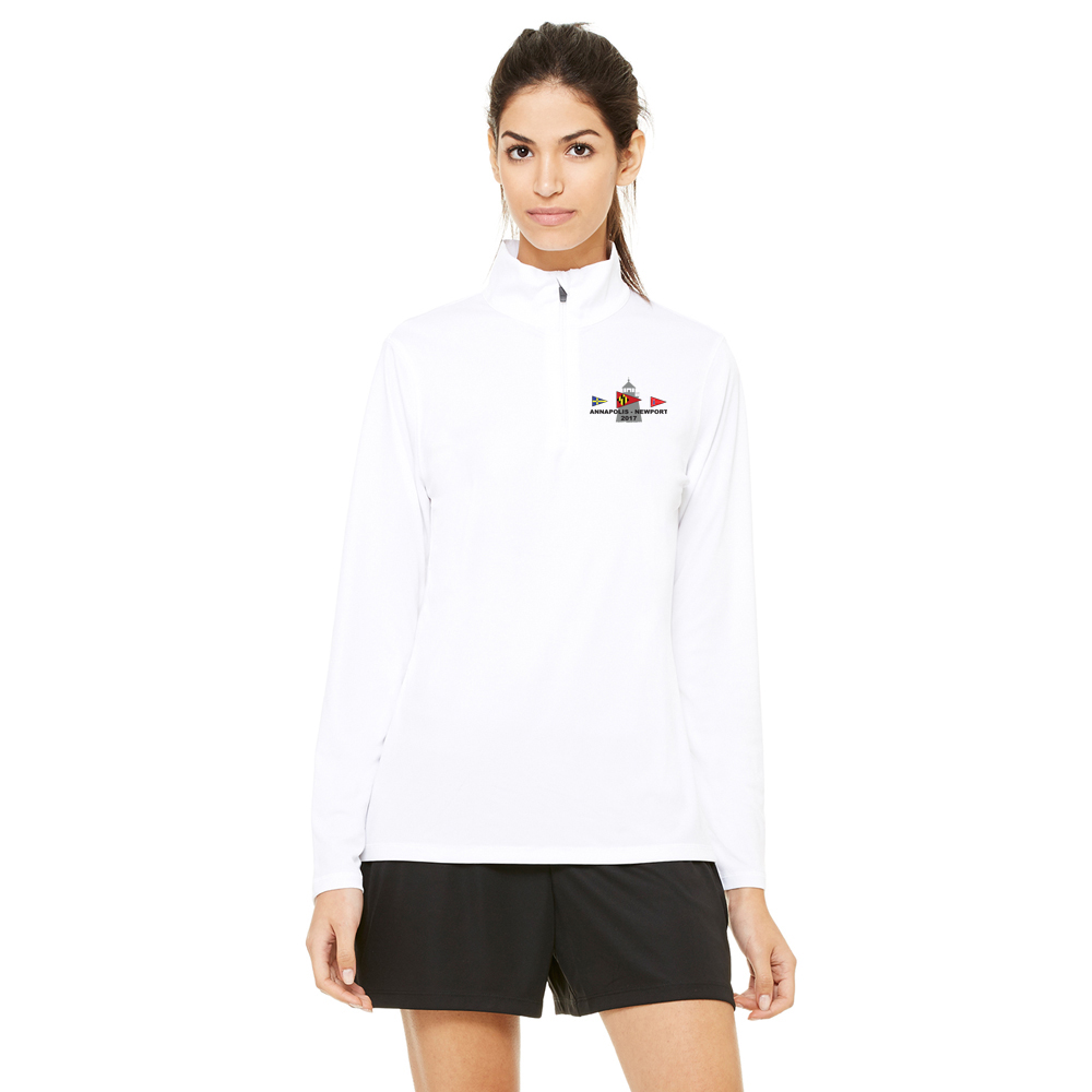 A2N W'S 1/4 ZIP TECH SHIRT
