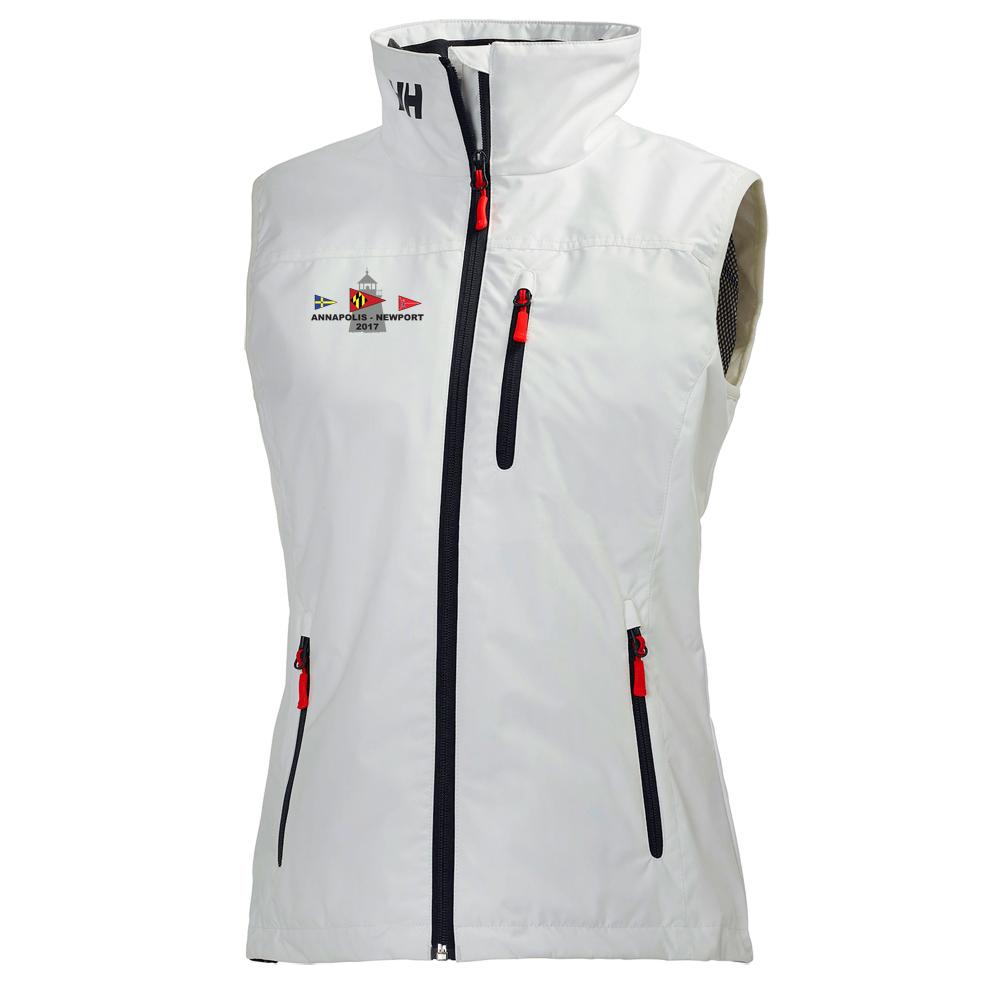Annapolis to Newport 2017 - Women's Crew Vest