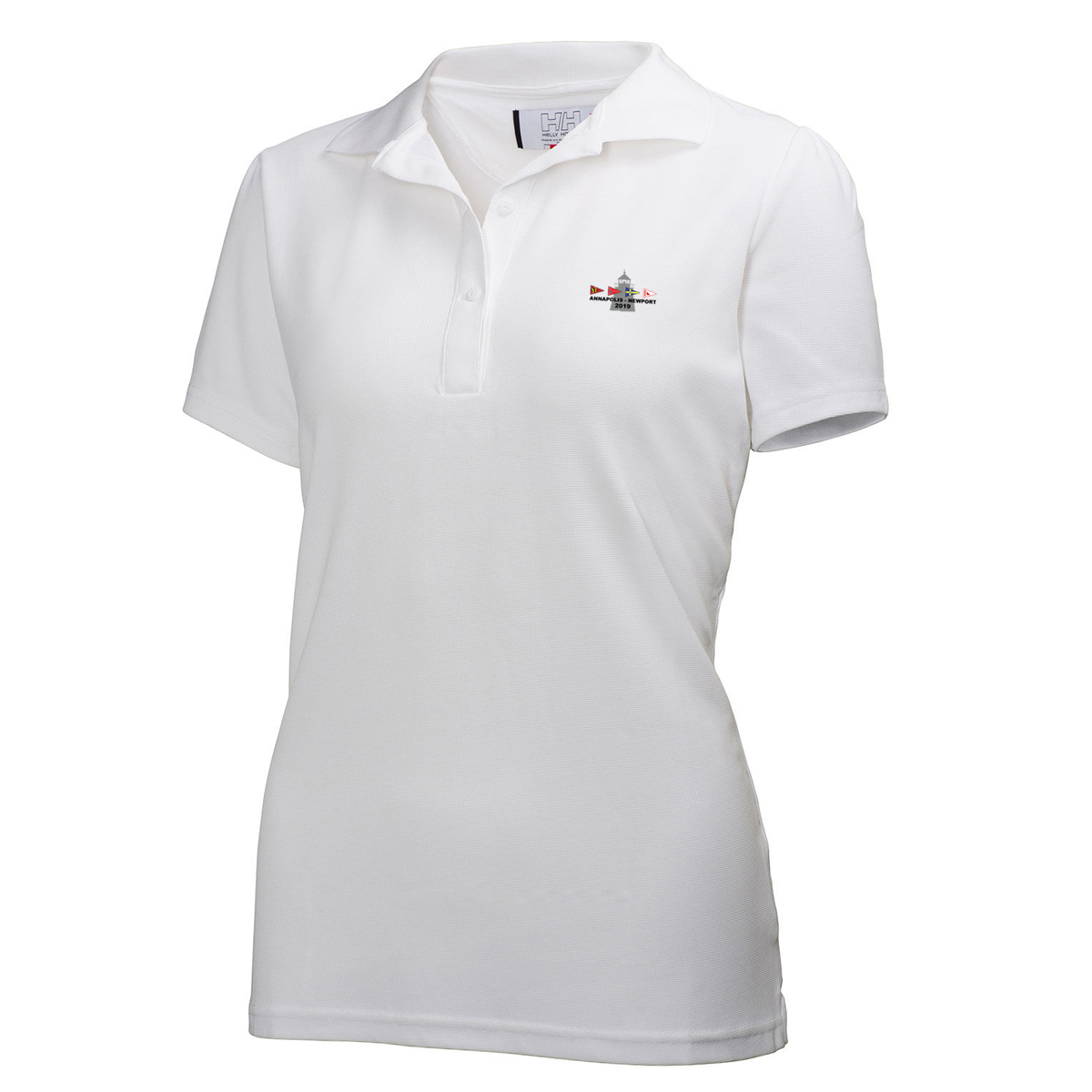 A2N19- WOMEN'S HELLY HANSEN TECH CREW POLO