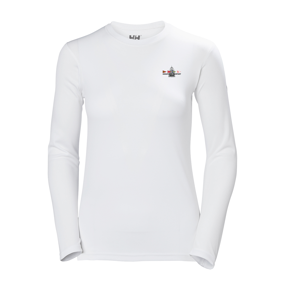 A2N19- HELLY HANSEN WOMEN'S TECH LONG SLEEVE