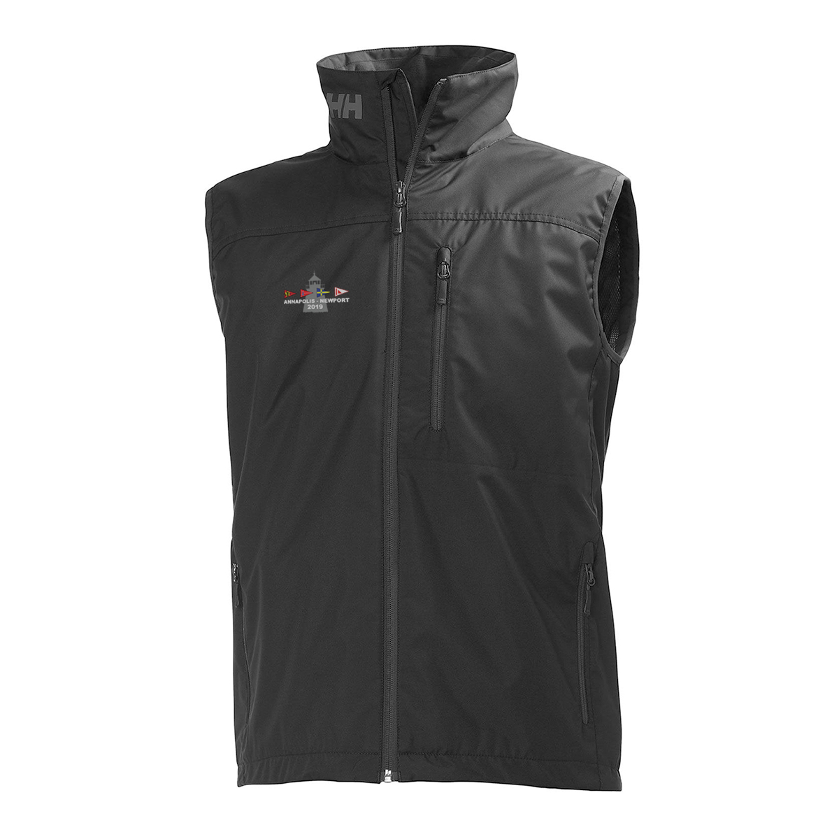 Annapolis to Newport 2019- Men's Helly Hansen Crew Vest