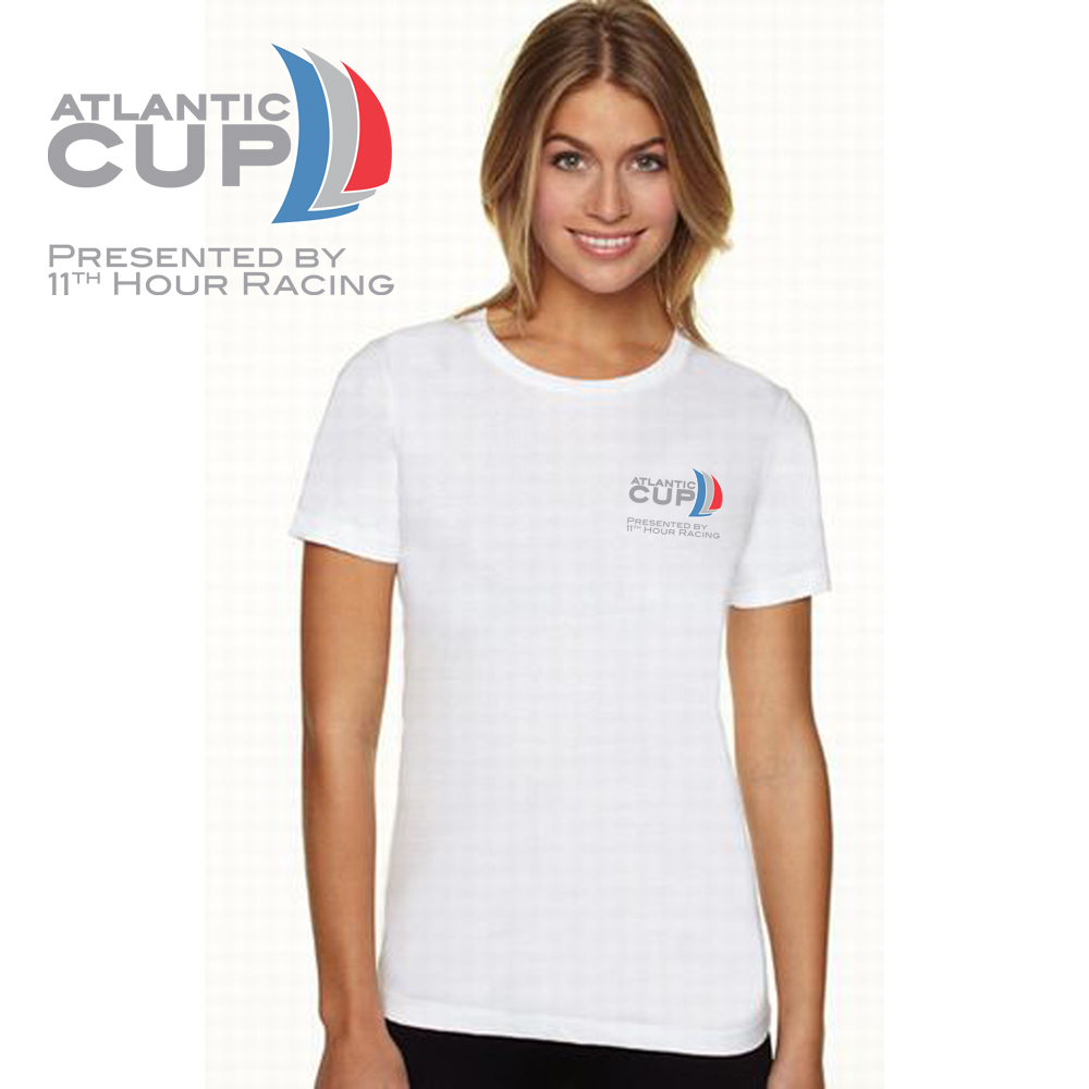 Atlantic Cup - Women's Short Sleeve Cotton Tee