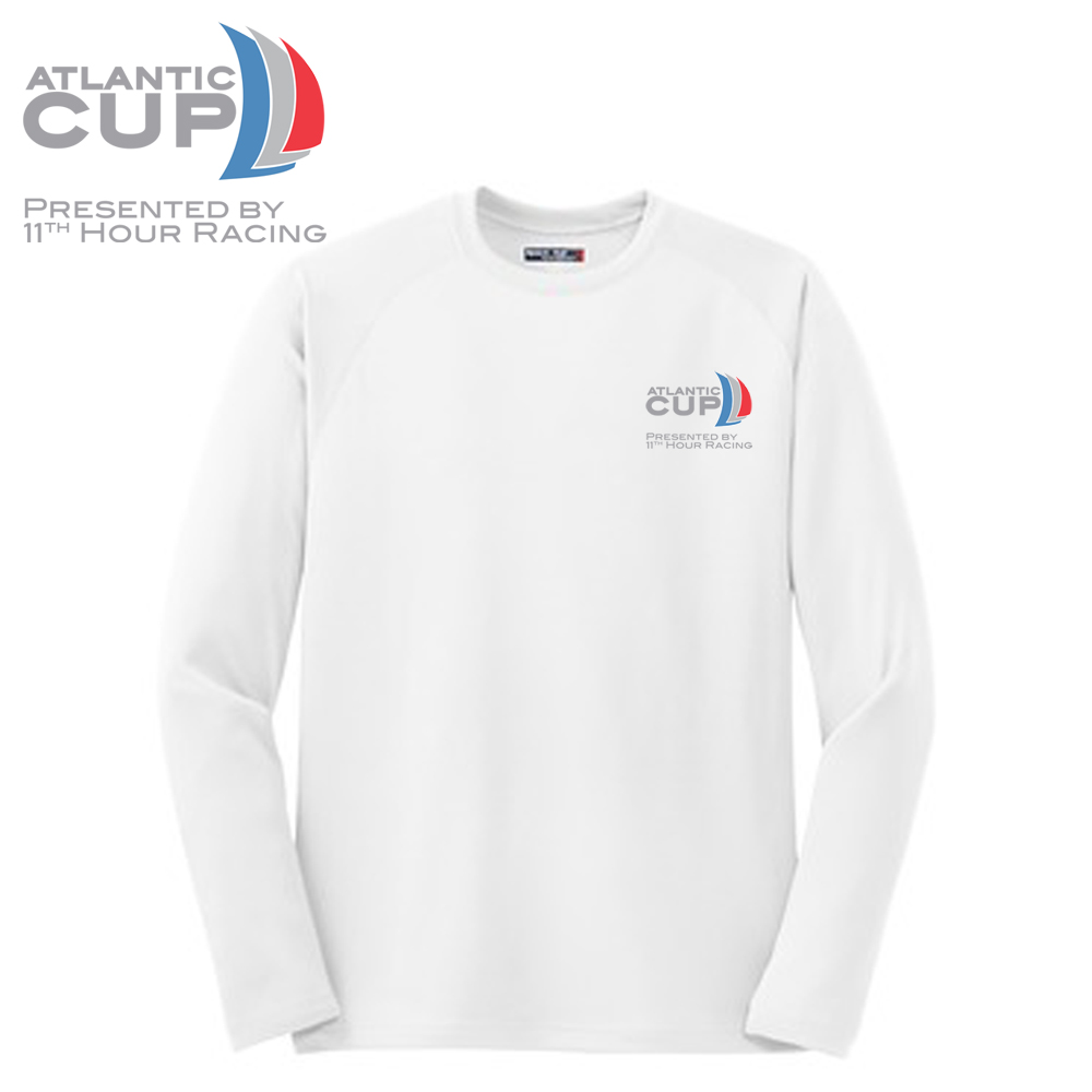 ATLANTIC CUP - M'S L/S TECH TEE