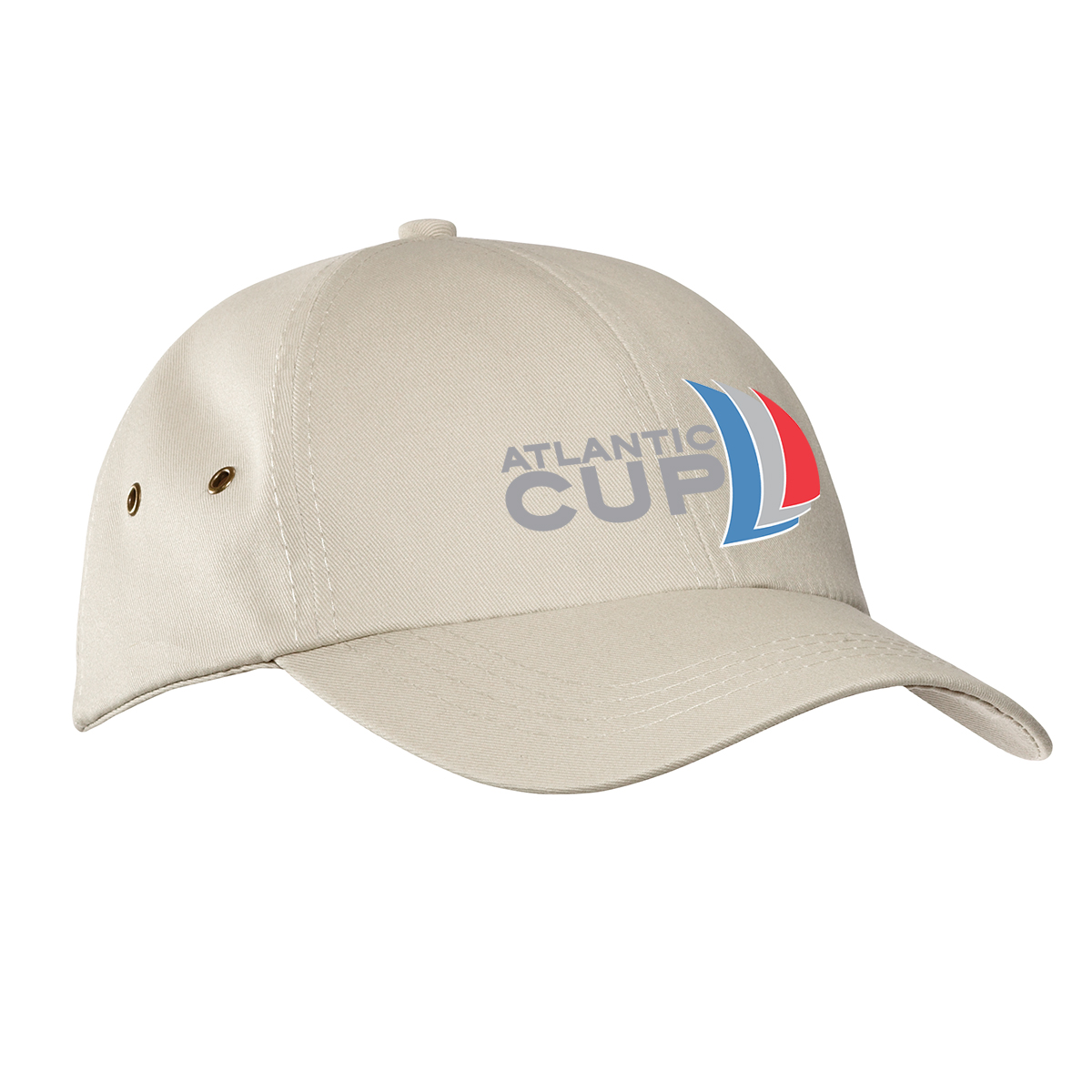 Atlantic Cup - Low Profile Twill Cap