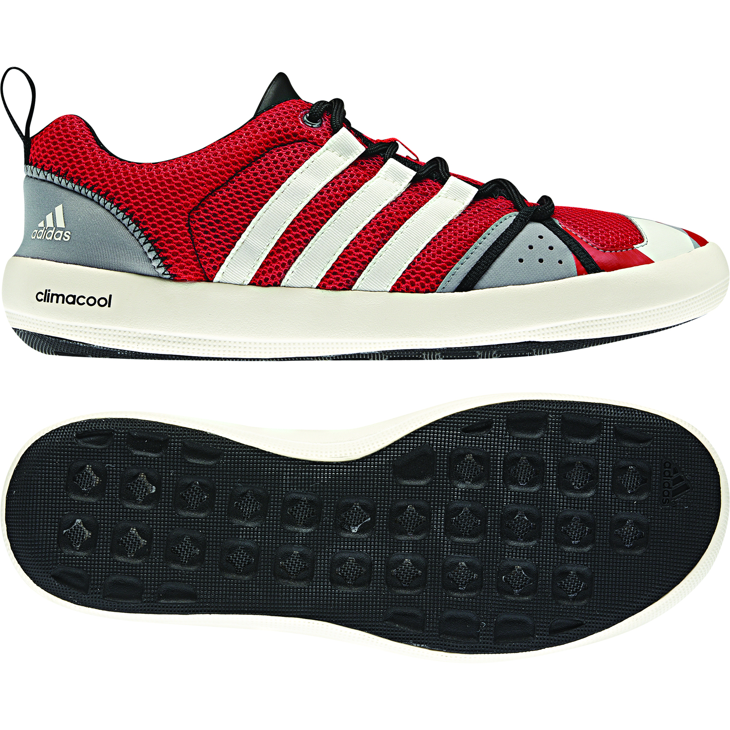 adidas climacool boat lace shoes g64606 team one newport. Black Bedroom Furniture Sets. Home Design Ideas