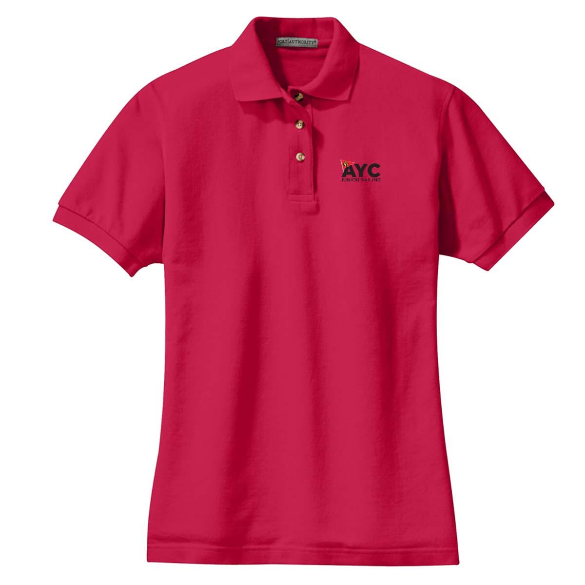 AJYC - Women's COTTON POLO