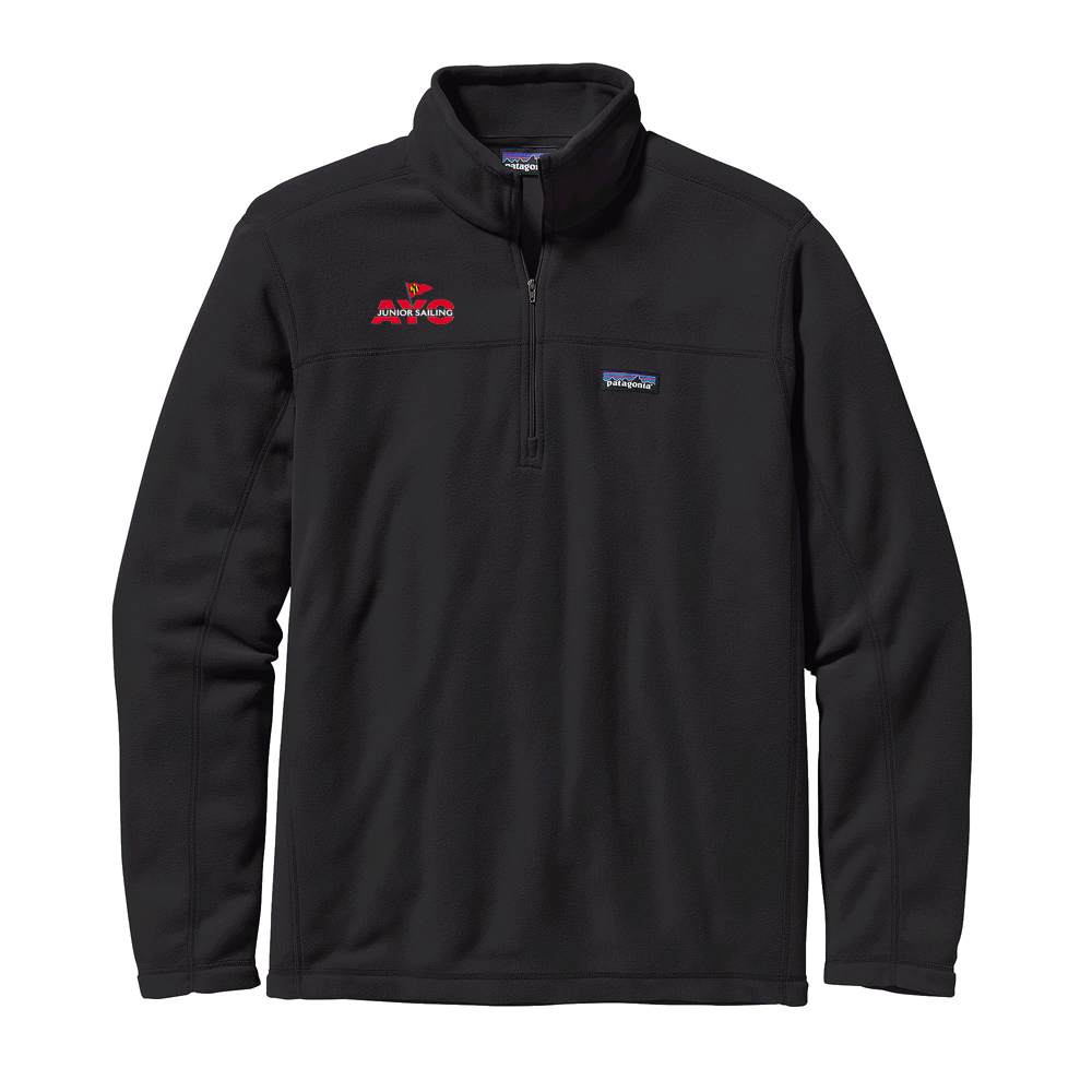 Annapolis Jr Yacht Club - Men's Patagonia Micro D Pullover (AJYC515)