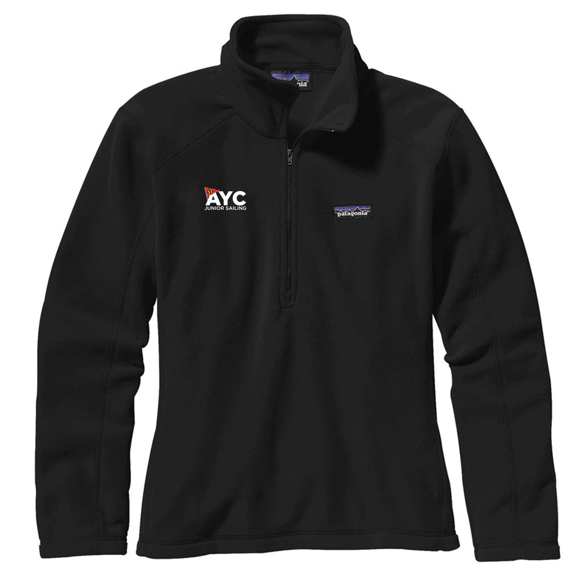 Annapolois Jr Yacht Club- Women's Patagonia Micro D Pullover