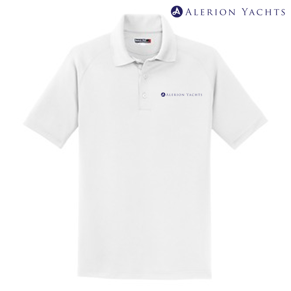 Alerion Yachts - Men's Technical Polo (ALY111)