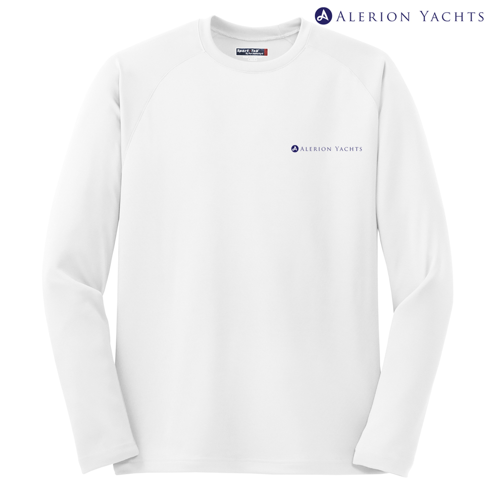 ALERION YACHTS - Men's L/S TECH TEE