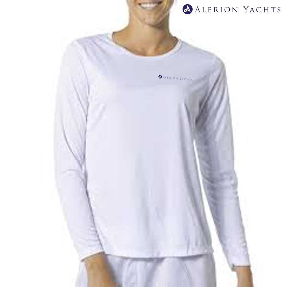 Alerion Yachts - Women's Long Sleeve Tech Tee (ALY215)