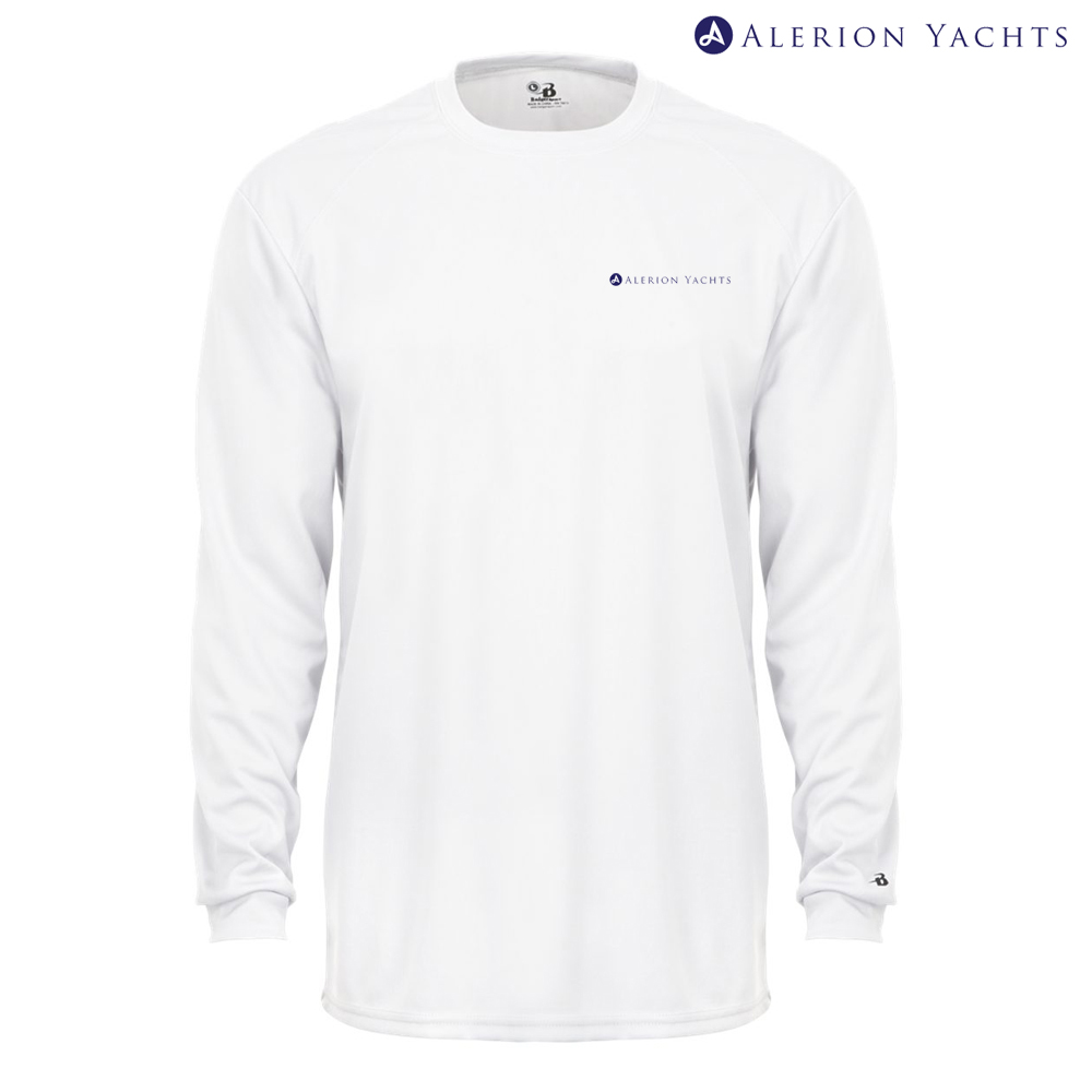 Alerion Yachts - Kid's Long Sleeve Tech Tee (ALY216)