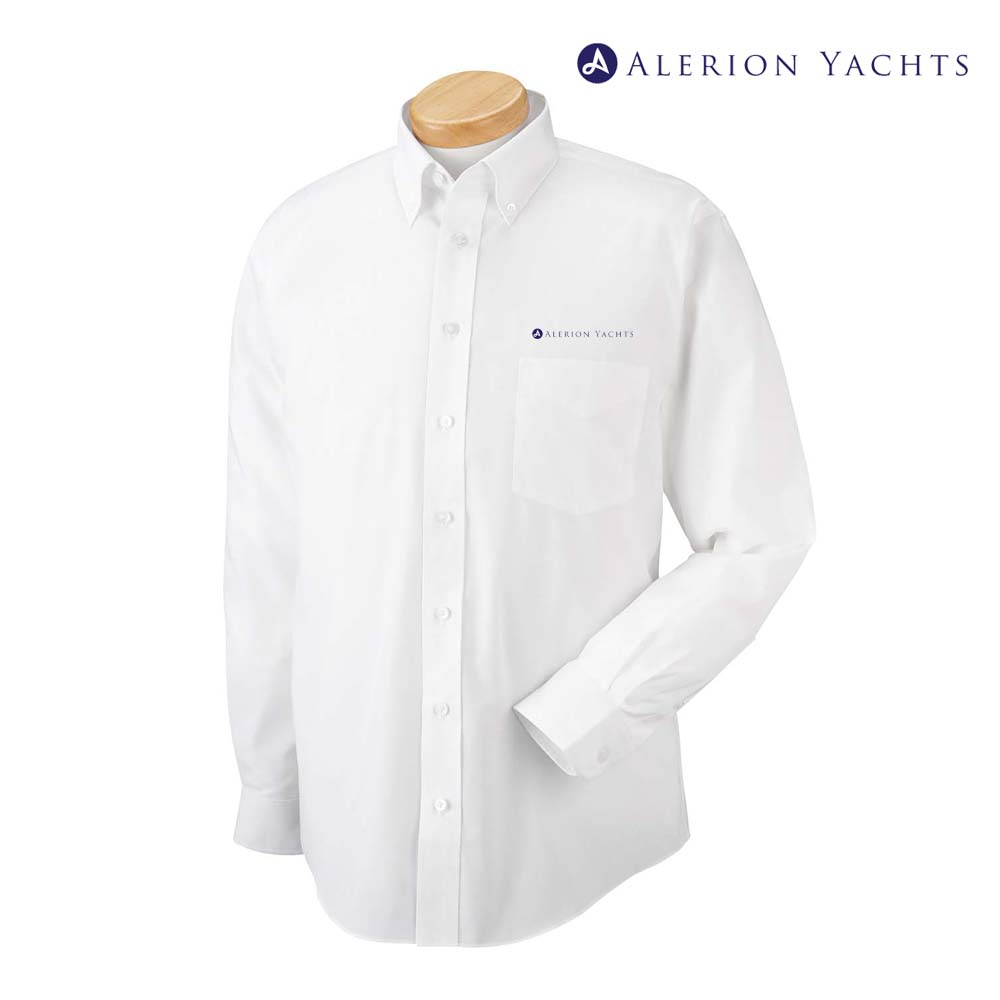 Alerion Yachts - Men's Oxford Shirt (ALY301)