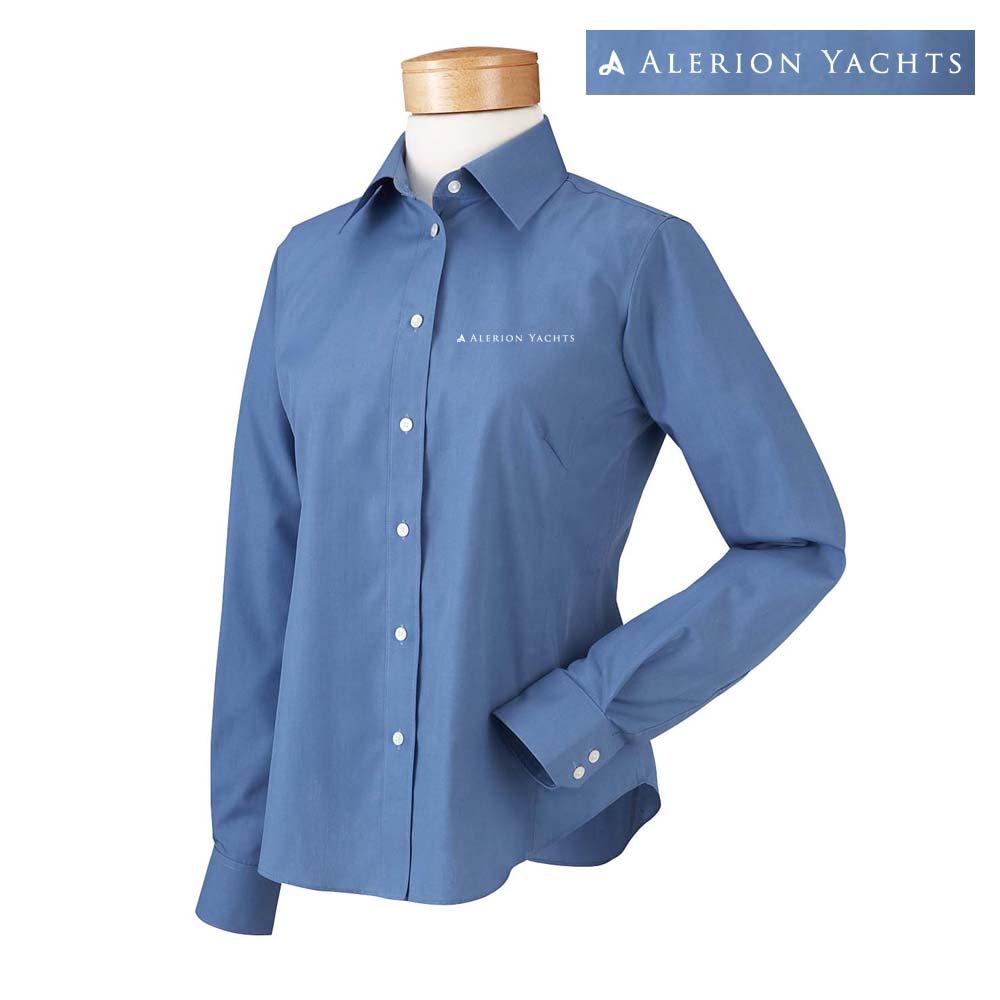 Alerion Yachts - Women's Oxford Shirt (ALY302)