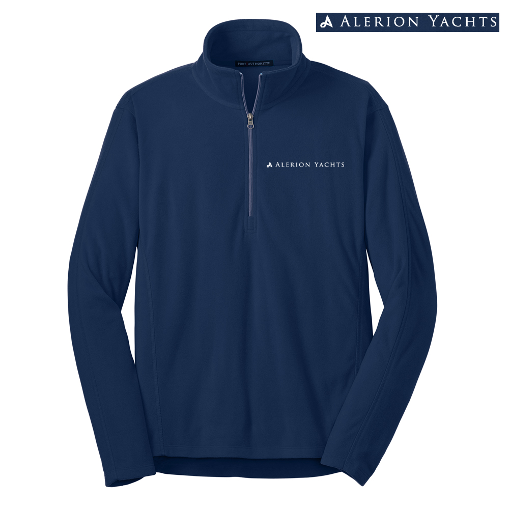 ALERION YACHTS - Men's FLEECE PULLOVER