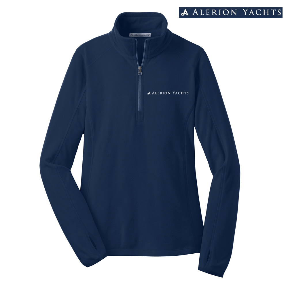 ALERION YACHTS - W'S FLEECE PULLOVER