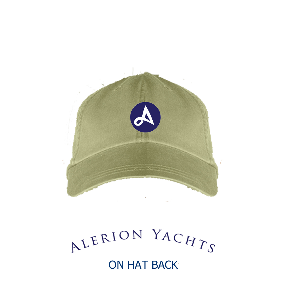 Alerion Yachts - Cotton Hat (ALY901)