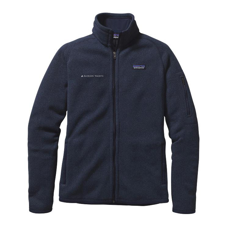 Alerion Yachts - Women's Patagonia Better Sweater Jacket (ALY504)