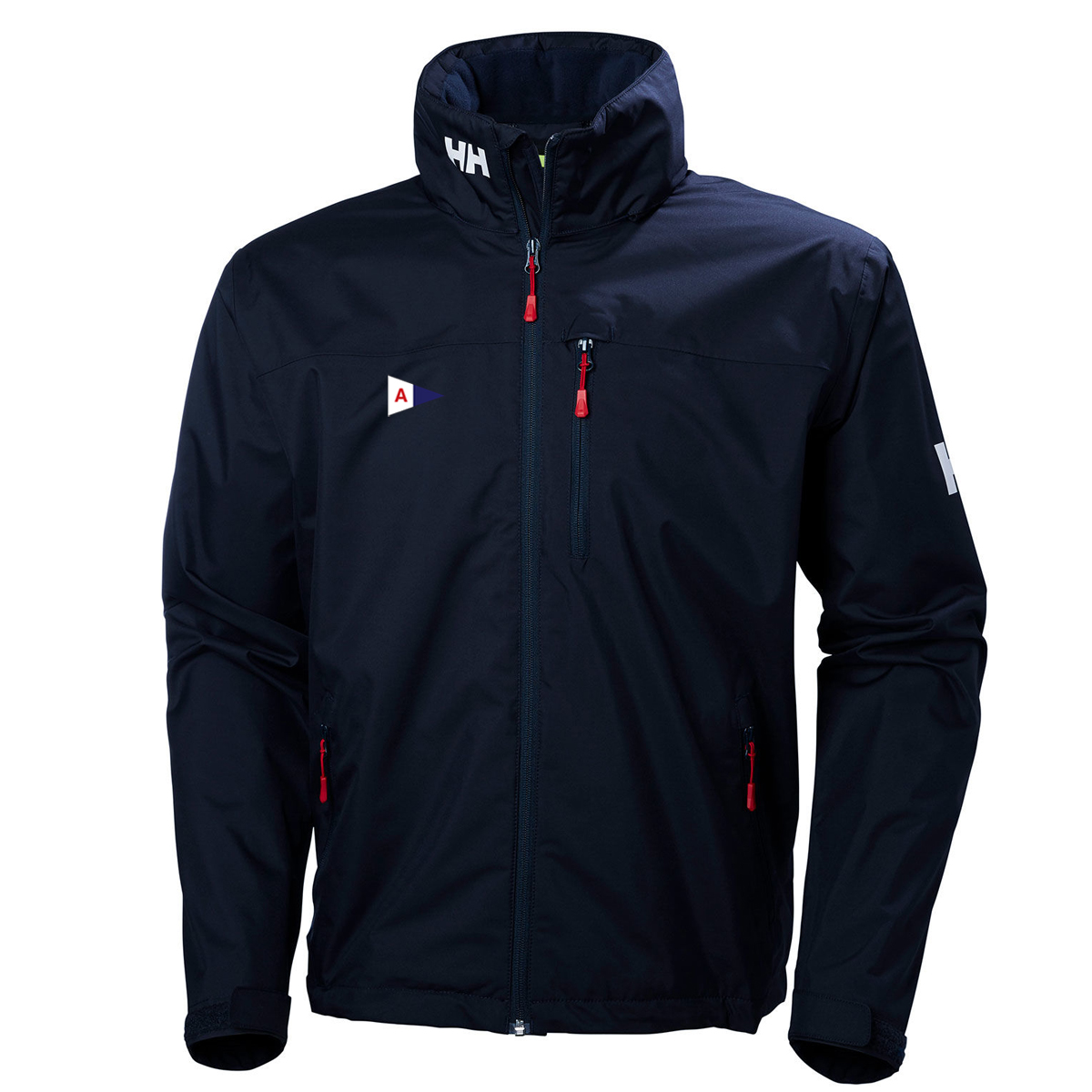 Arundel Yacht Club - Men's Helly Hansen Hooded Crew Jacket