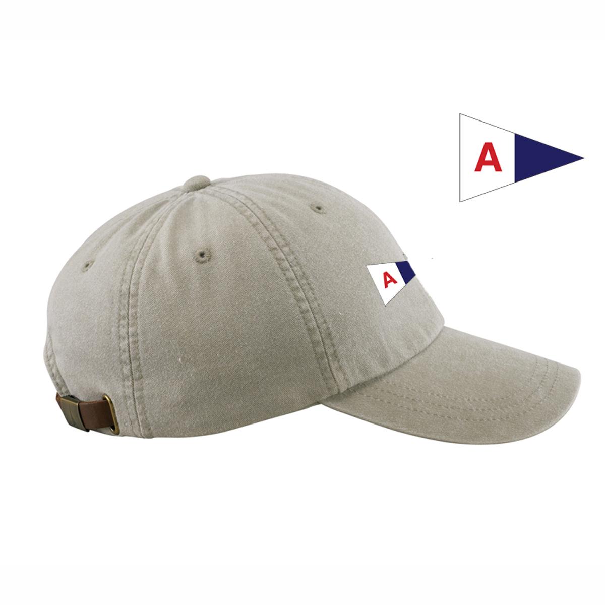 Arundel Yacht Club - Optimum Pigment Dyed Cotton Cap (ARYC701)