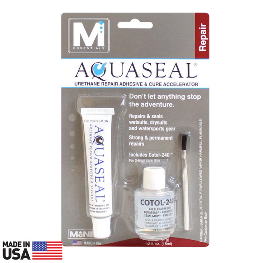 Aquaseal & Cotol-240 Cure Accelerator (11114)