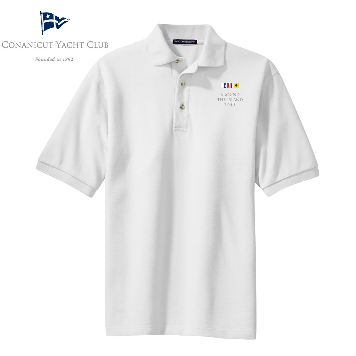 ATI RACE 2018 - M'S COTTON POLO
