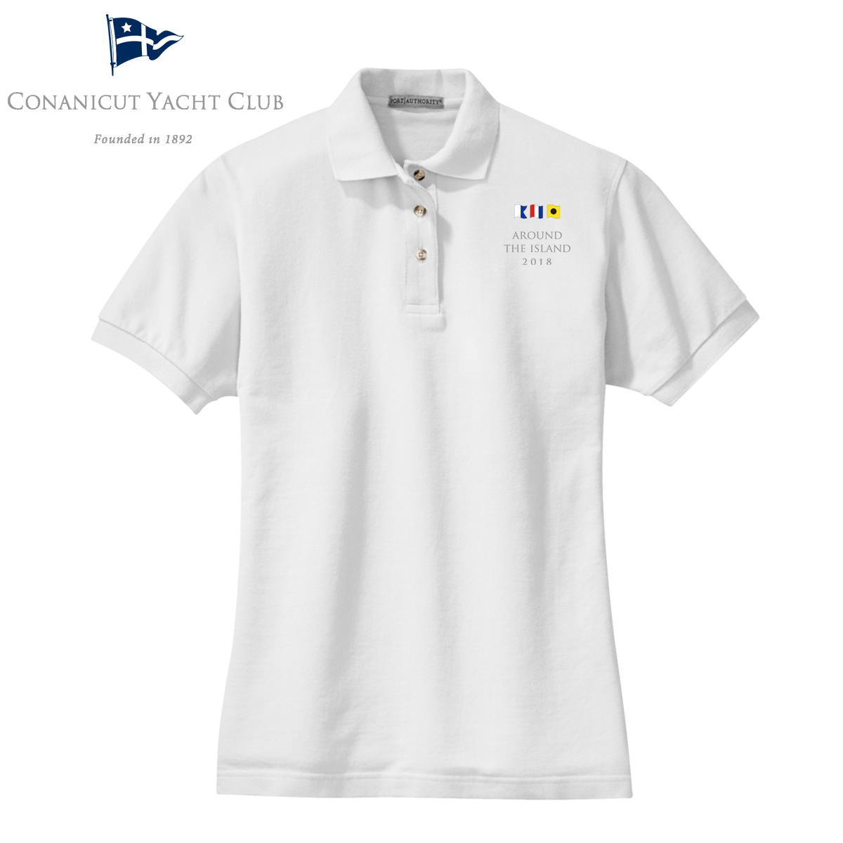 ATI RACE 2018  - W'S COTTON POLO