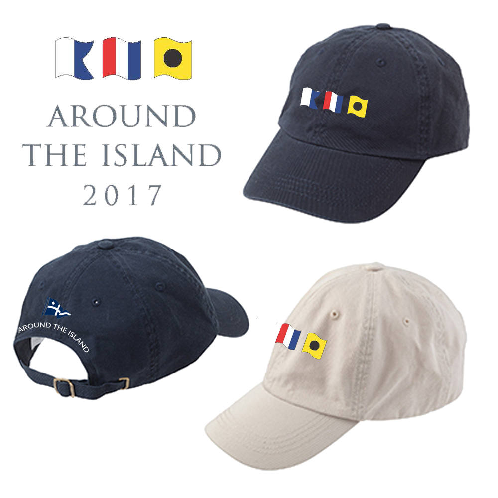 AROUND THE ISLAND - BALL CAP