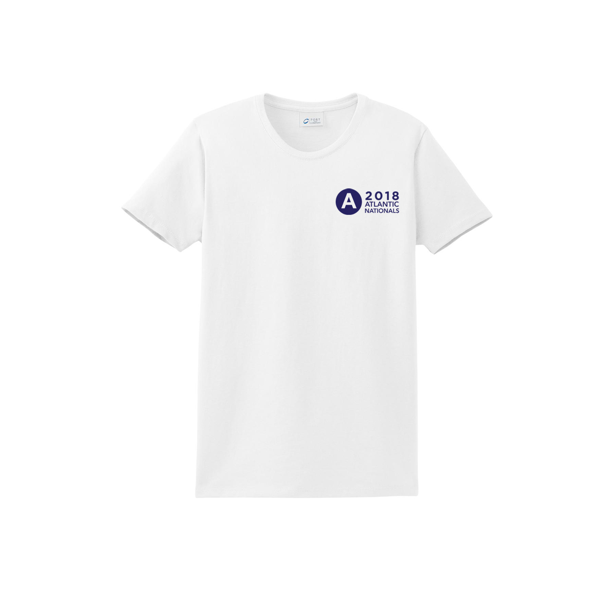 ATLANTIC NATIONALS W'S S/S COTTON TEE