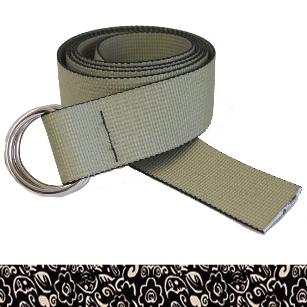 Thomas Bates Marathon Double-Sided Web Belt with D-Rings (26)