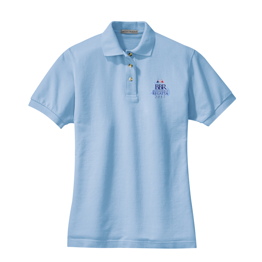 2017 Buzzards Bay Regatta - Women's Cotton Polo