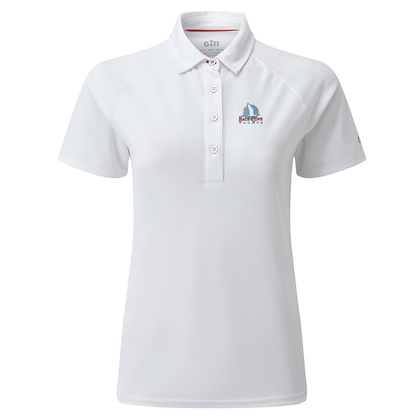 Back Cove Yachts - Women's Gill UV Tech Polo