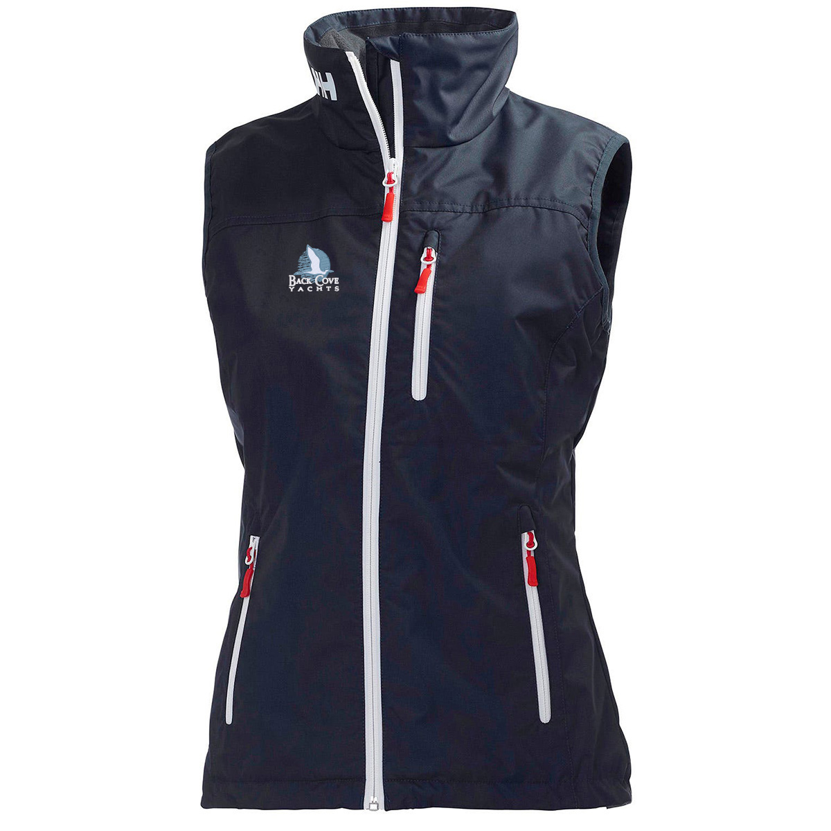 Back Cove Yachts - Helly Hansen Women's Crew Vest