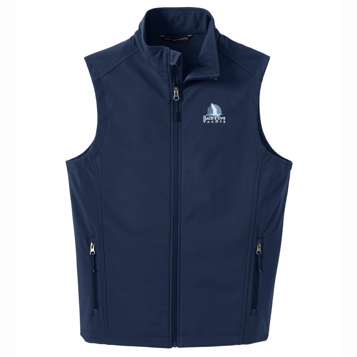 Back Cove Yachts - PA Men's Soft Shell Vest
