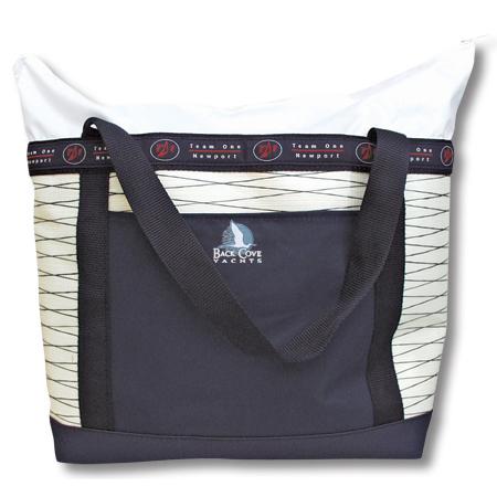 Back Cove Yachts - Team One Sail Bag